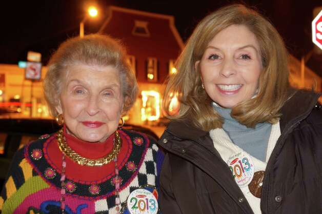 Were you seen at Westport's First Night Celebration? 12/31/2012 Photo: Todd Tracy / CT Photo: Photo: Todd Tracy/ Hearst Connecticut Media Group