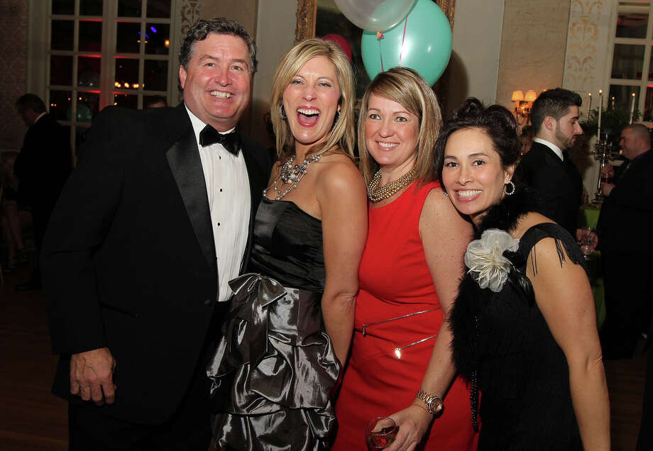 Were you Seen at the 8th Annual Last Night New Year's Eve Gala to benefit St. Peter's Hospital Foundation at Franklin Plaza in Troy on Monday, Dec. 31, 2012? Photo: Joe Putrock/Special To The Times Union