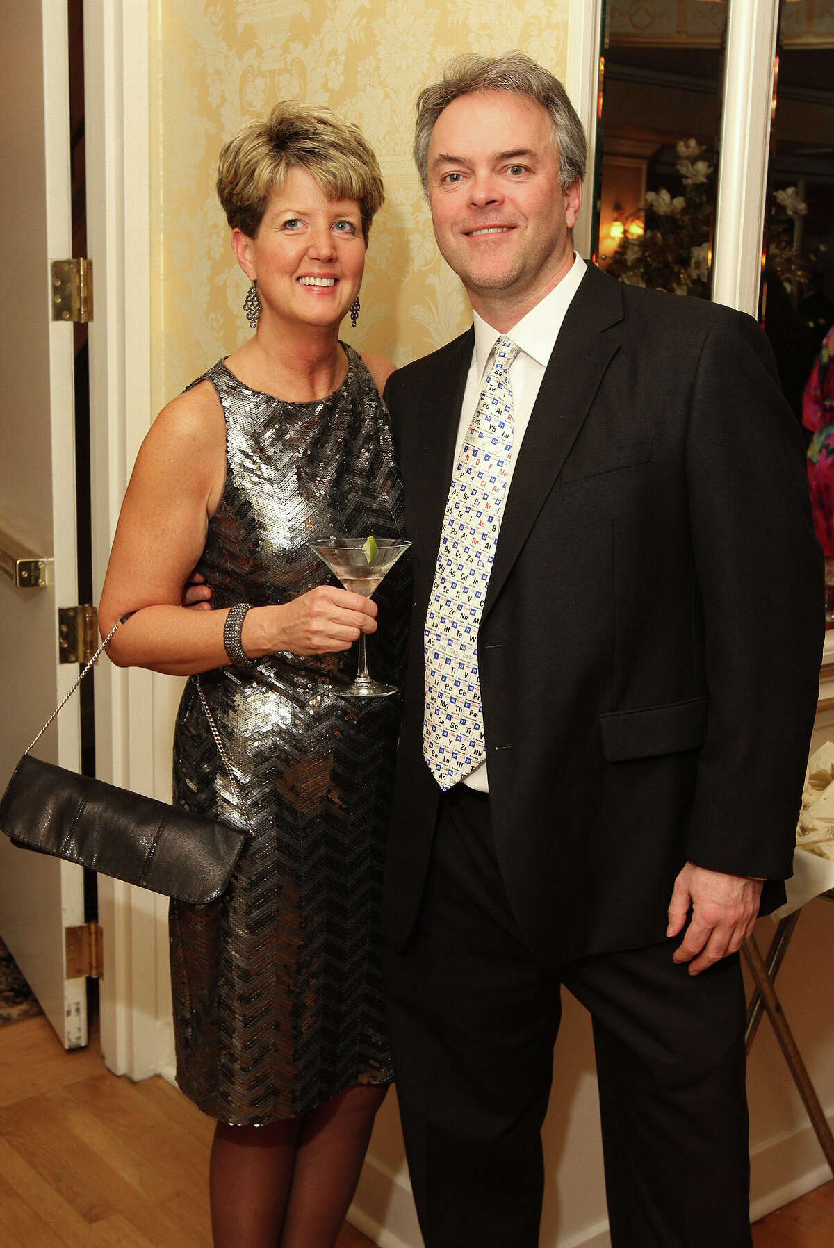 Were you Seen at the 8th Annual Last Night New Year's Eve Gala to benefit St. Peter's Hospital Foundation at Franklin Plaza in Troy on Monday, Dec. 31, 2012?
