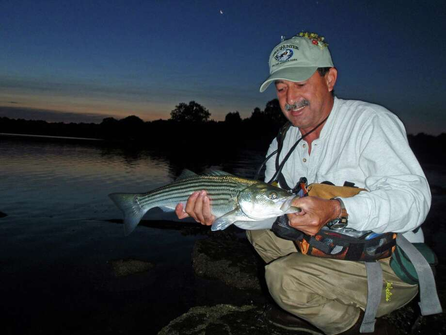 Gustavo Castano of Stamford will be one of the instructors at the Mianus Chapter of Trout Unlimitedís annual fly-tying clinic on Tuesday, Jan. 8, from 7 to 9 p.m. in New Canaan. The clinic is free and open to the public. Photo: Contributed Photo
