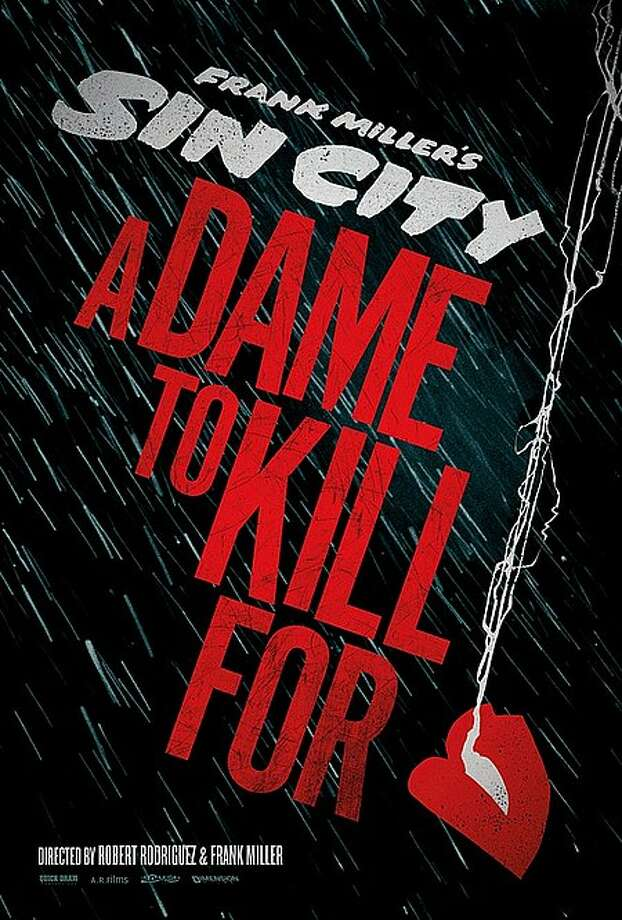 SIN CITY: A DAME TO KILL FOR (Hopefully Robert Rodriguez has his mojo back.)