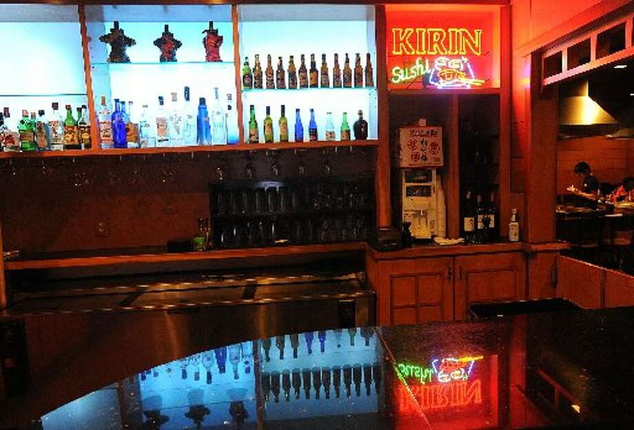 The bar at Tokyo on I-10. Guiseppe Barranco/cat5