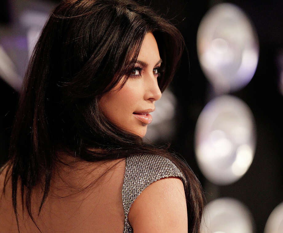 TV Personality Kim Kardashian arrives at the 2011 MTV Video Music Awards at Nokia Theatre L.A. LIVE on August 28, 2011 in Los Angeles, California. Photo: Christopher Polk, Getty Images / 2011 Getty Images