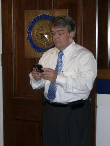 Rep. John Culberson (Chronicle photo)