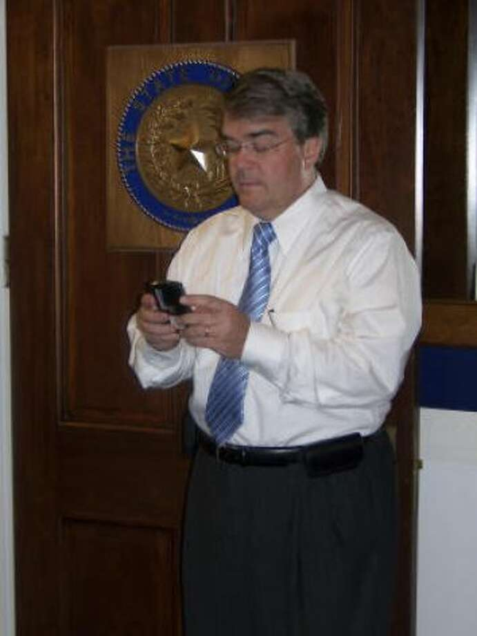 Rep. John Culberson (Chronicle photo)