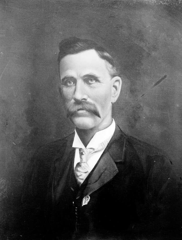 John S. Campbell served as Mayor of San Antonio from Feb. 26, 1903 to March 31, 1905. Photo: UTSA'S INSTITUTE OF TEXAN CULTUR / UTSA'S INSTITUTE OF TEXAN CULTUR