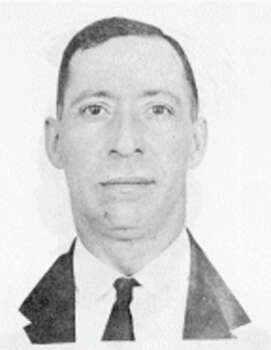Peter Scrivano, May 28, 1931 Patrolman Scrivano was investigating a traffic accident on Produce Row at Pecos Street, when one of the drivers involved in the collision drew a pistol and shot him. Before he died, Scrivano managed to draw his service revolver and wounded his assailant, who died the next week. The three-year veteran of the SAPD was 38. Photo: SAPD