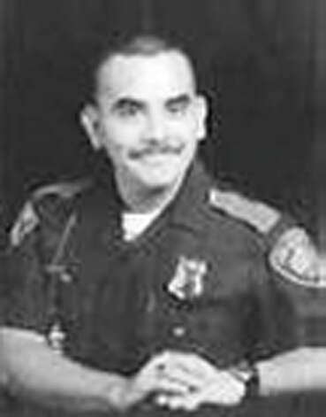 Juan Antonio Morales, December 11, 2001 Officer Morales was on his SAPD motorcycle on IH 10 W when he was side swiped by a vehicle driven by a person suspected of being under the influence of alcohol. Officer Morales was taken to the hospital where he died as a result of his injuries. Officer Morales was 33 years old and had served 11 years on the Department. Photo: SAPD