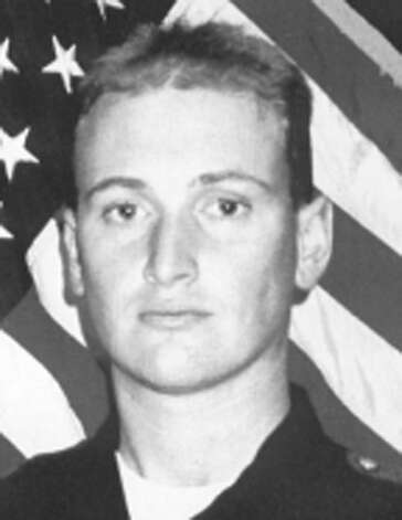 Michael C. McInnis, August 28, 1995 Officer McInnis was pursuing suspects in a burglary in the NW Loop 410 area when his patrol car went out of control and crashed. Officer McInnis died from the injuries he sustained. He was 25 years old and had served 2 years on the Department. Photo: SAPD
