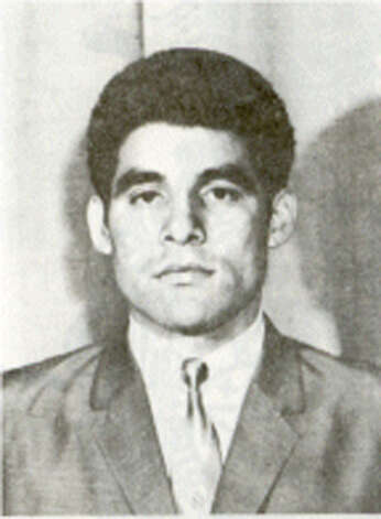 Guadalupe J. Martinez, September 4, 1970 Patrolman Martinez responded to a neighborhood shooting call at Santiago and Chupaderas Streets. He was shot to death by an elderly man as the officer tried to talk the man into giving up the gun. The assailant was himself shot to death in the exchange of gunfire with Patrolman Martinez and Patrolman Serbantez. Patrolman Martinez was 23 years of age at the time of his death, and had served 9 months on the Department. Photo: SAPD