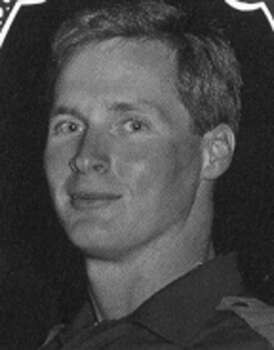 Roger Henarie, April 13, 1990 Officer Henarie was en route to assist another officer who chasing a suspect when Henarie's patrol car crashed in the 4600 block of Callaghan Road. He died as a result of his injuries. Henarie, 25, had been with the SAPD for one year. Photo: SAPD