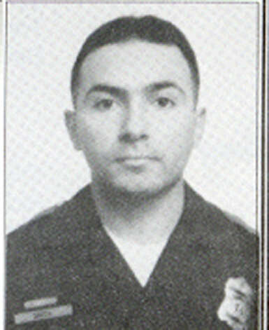 Antonio Garcia, December 4, 1988 Patrolman Garcia was responding to an officer in trouble call when his patrol car slid into a utility pole in the 6800 block of Culebra. Officer Garcia died as a result of his injuries. He was 26 years old and had served 2 years on the Department. Photo: SAPD