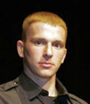 Robert Davis, Dec. 1, 2008 Officer Davis succumbed to injuries sustained four days earlier when he was struck by a patrol car while clearing flares at the scene of an earlier accident. Davis, 26, had been with the SAPD for one year. Photo: SAPD