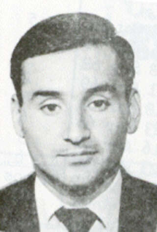 Antonio Canales, May 18, 1972 Patrolman Canales was shot with a shotgun while attempting to apprehend two men who were suspected of the robbery of a service station on Frio City Road. Patrolman Canales, mortally wounded, shot his own weapon at the fleeing suspects, causing their automobile to swerve off the road and crash. The suspects were apprehended, but Canales died a short time later. He was 29 years old and had served 3 years on the Department. Photo: SAPD