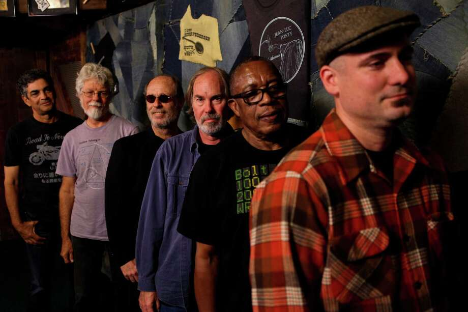 Iconic blues-rockers Little Feat perform as part of its 50th anniversary tour on Saturday, Oct. 19, at theTroy Savings Bank Music Hall. Photo: Ashley Stagg