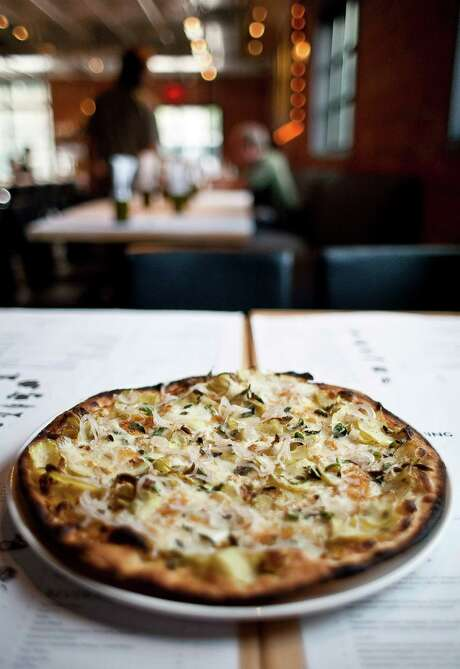 "Here's where the diner is supposed to say, ""Wow."" Often one does exactly that at Provisions. Read more in Alison Cook's review. Photo: Nick De La Torre, Houston Chronicle / © 2012  Houston Chronicle"