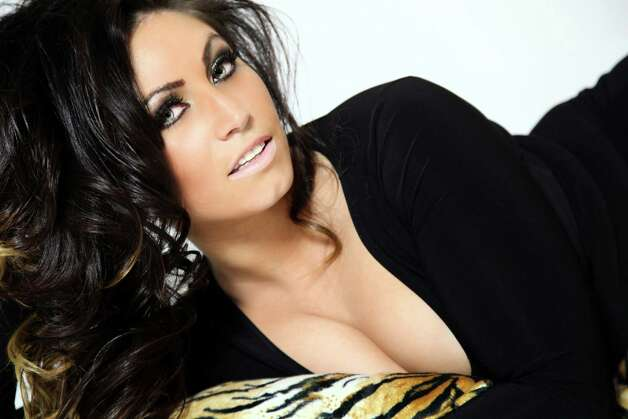"New Milford photographer Lora Warnick took this glamour shot of Tracy DiMarco, from television's ""Jerseylicious."" Photo: Contributed Photo"