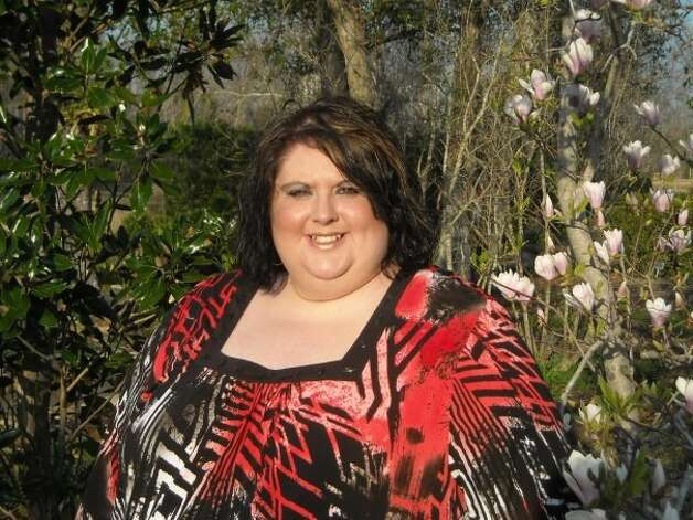 "Maren Menard, 32, lost 238 pounds in 2012 and plans to lose 70 more over the next 12 months. Months after her gastric bypass surgery, Menard became sick, losing clumps of hair and control of her body. Although she considered weight-loss surgery a ""quick cut solution,"" she plans to continue to lose weight by eating right and exercising. Pictured above is Menard before her weight loss in 2012. Photo: Courtesy Of Maren Menard"