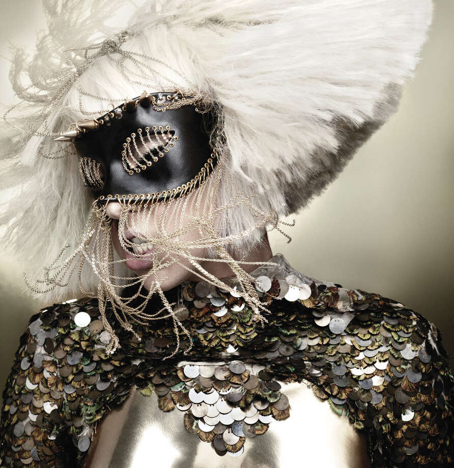 Confirmed: Weird wigs are just a small part of Lady Gaga's fashion sense. Photo: Hedi Slimane / handout