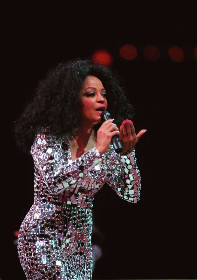 Diana Ross: The hair. The gowns. The fabulousness of it all. The        supreme diva always puts on a good show. Feb. 6 at the Arena Theater,        7326 Southwest Freeway; 713-772-590. Photo: Steve Campbell, Staff / Houston Chronicle