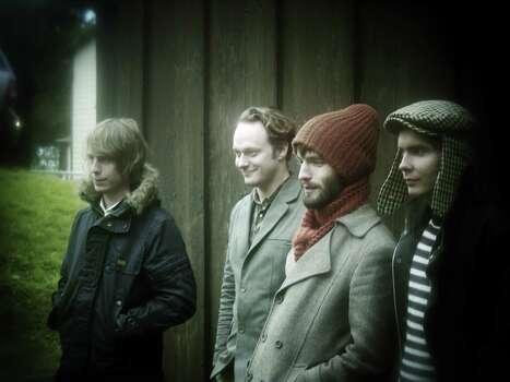 Icelandic rock band Sigur Ros credit: John Best Photo: John Best / handout email / Andrew Dansby