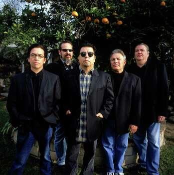 Los Lobos, American rock band. Photo: Courtesy Los Lobos