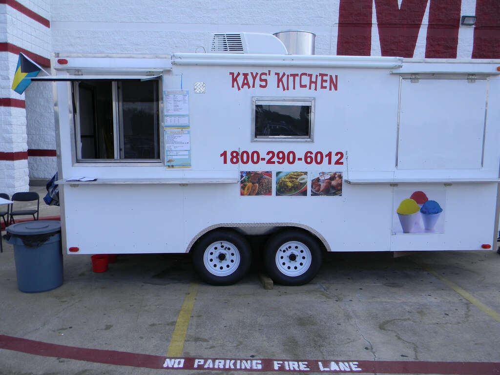 Truck stop: Kay\'s Kitchen - Houston Chronicle