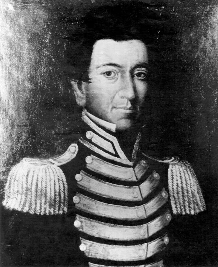 Juan Nepomucena Seguin, political and military figure of the Texas Revolution and Republic of Texas, accepted the Mexican surrender of San Antonio on June 4, 1836, and served as the city's military commander through the fall of 1837. Seguín, the only Mexican Texan in the Senate of the republic, served in the Second, Third, and Fourth Congress. He served as Mayor of San Antonio from January 1841 to April 1842. Photo: ASSOCIATED PRESS / E/N FILE PHOTO