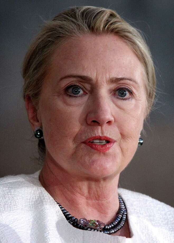 According to reports, Hillary Clinton has left the hospital after being treated for a blood clot between her brain and skull. The harsh attacks about her inability to testify at a congressional hearing due to her concussion were outrageous. Photo: Alex Wong, Getty Images / 2012 Getty Images
