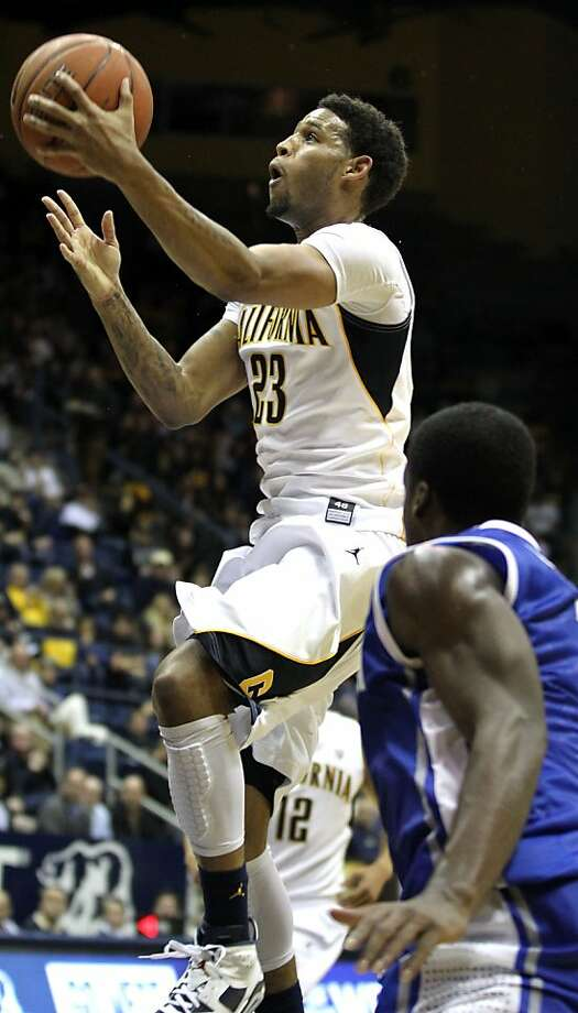Cal's Allen Crabbe leads the Pac-12 with 20.9 points per game. Photo: Lance Iversen, The Chronicle