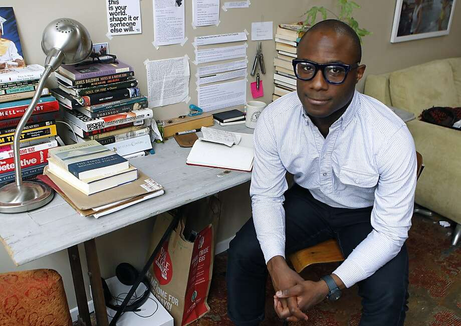 Barry Jenkins, who makes commercials and independent films, received an unrestricted $50,000 grant from United States Artists. Photo: Paul Chinn, The Chronicle