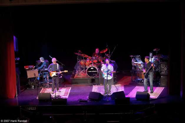 Little Feat will perform at the Klein Memorial Auditorium in Bridgeport Friday night, Jan. 11, on a double-bill with Leon Russell. Photo: Contributed Photo