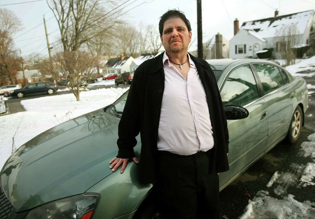 Chris Rodia of Norwalk said he has been threatened after it was falsely reported in blogging that he was a possible second suspect in the Newtown shootings. Rodia's car was pulled over by police in Greenwich on the morning of the shootings.