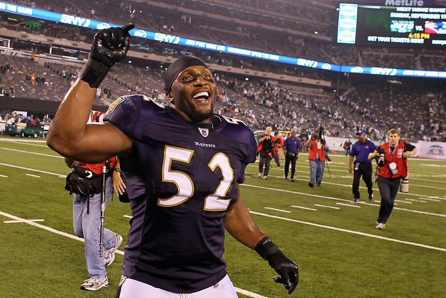 Baltimore's Ray Lewis says he will retire at the end of the Ravens' postseason run, which begins at home Sunday against the Indianapolis Colts, so he can spend more time with his family. Photo: Jim McIsaac, Getty Images