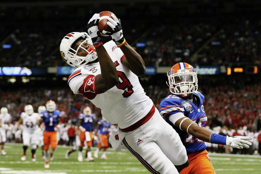 Allstate Sugar Bowl, Jan. 2: Louisville 33, Florida 23; Louisiana Superdome in New Orlean