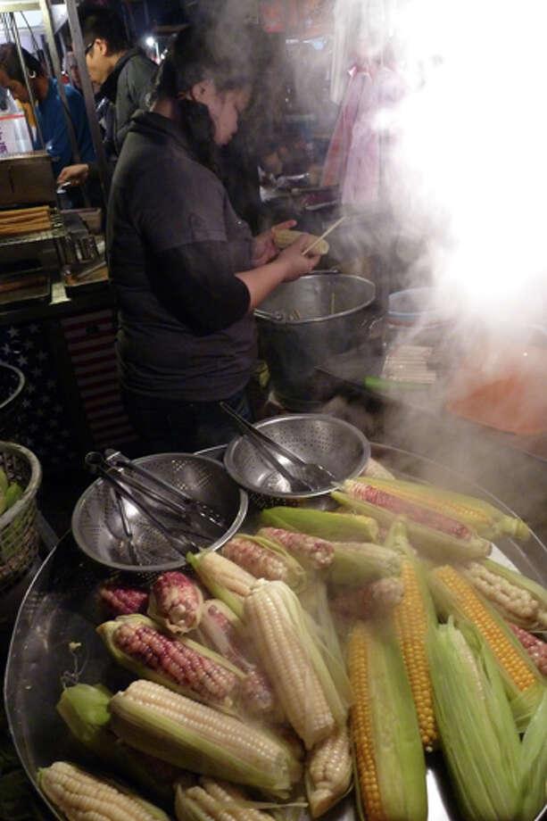 Garden Night Market in Tainan, Taiwan. (Bad Latitude)