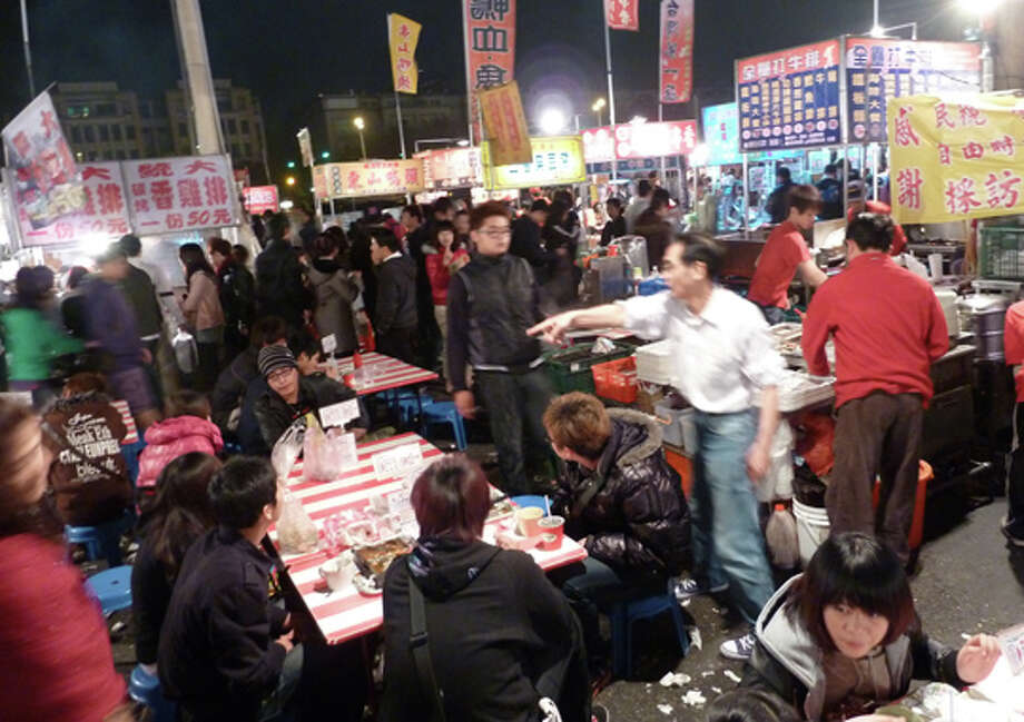Garden Night Market in Tainan, Taiwan. (Bad Latitude)