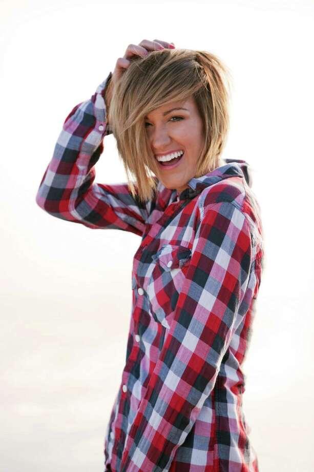Christian recording artist Britt Nicole