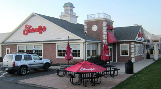 The Friendly's restaurant along Danbury Road (Route 7 South) in New Milford closed its doors for good in September, 2012 when its property lease expired. Photo: Norm Cummings