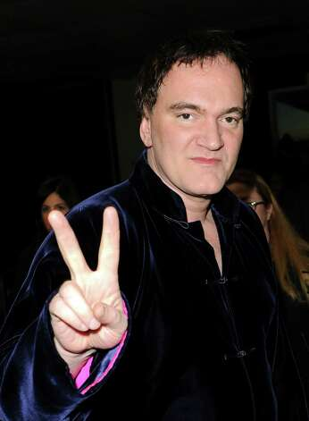 LOS ANGELES, CA - FEBRUARY 26:  Director Quentin Tarantino poses backstage during the 41st NAACP Image awards held at The Shrine Auditorium on February 26, 2010 in Los Angeles, California.  (Photo by Jason Merritt/Getty Images for NAACP) Photo: Jason Merritt / 2010 Getty Images