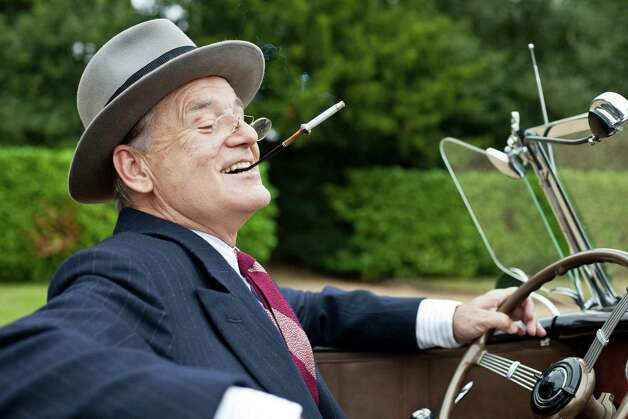 Bill Murray stars as FDR in Roger Michell's historical tale Hyde Park On Hudson, a Focus Features release. Credit: Nicola Dove/Focus Features Photo: Nicola Dove / ©Focus Features