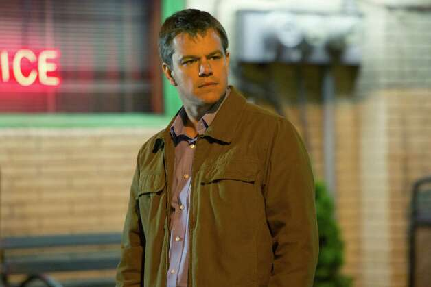 "Credit: Scott Green/Focus Features Matt Damon in ""Promised Land."""
