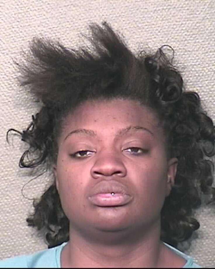 Mytreka Neshell Ealem is charged with intoxication manslaughter in a fatal accident Jan. 2 on Texas 6. Photo: HPD