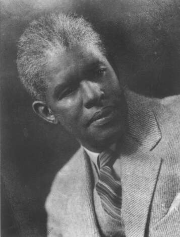 "Barrier-breaking African American classical singer Roland Hayes (1887-1977) is the subject of the new play ""Breath & Imagination"" at Hartford Stage, starting Thursday, Jan. 10. Photo: Contributed Photo"