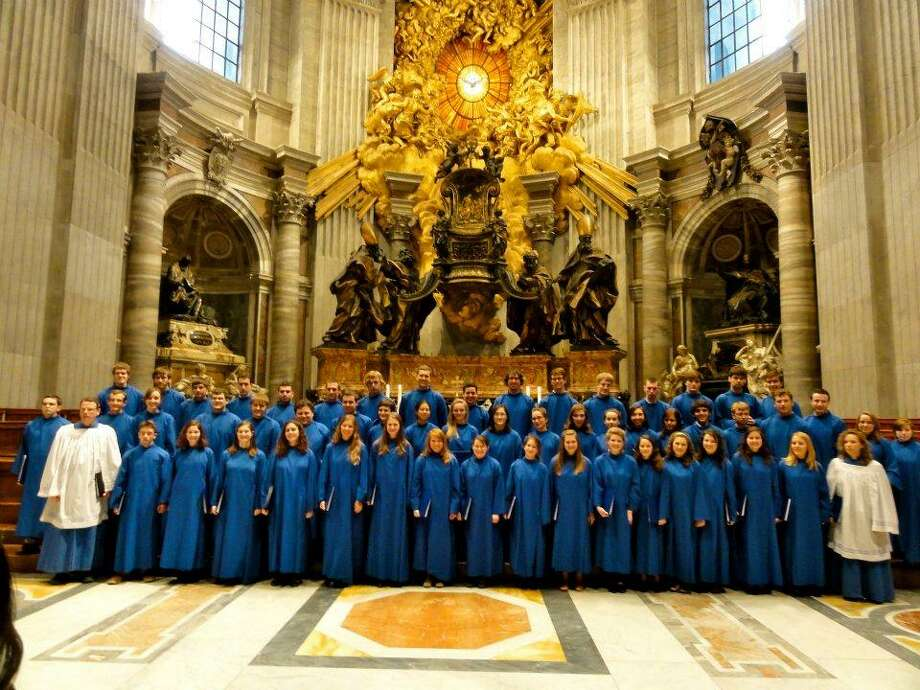 The University of Notre Dame Liturgical Choir
