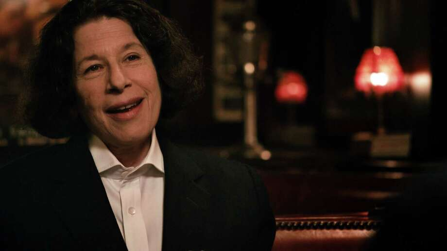 "Author, journalist and social observer Fran Lebowitz, seen here in the 2010 documentary ""Publicly Speaking,"" will speak Monday, Jan. 28, at Fairfield Universityís Regina A. Quick Center for the Arts as part of its Open Visions Forum lecture series. Photo: Contributed Photo"