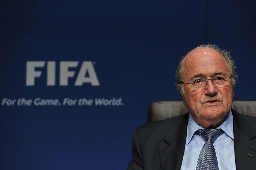 FIFA president Sepp Blatter said MLS isn't really a pro league.