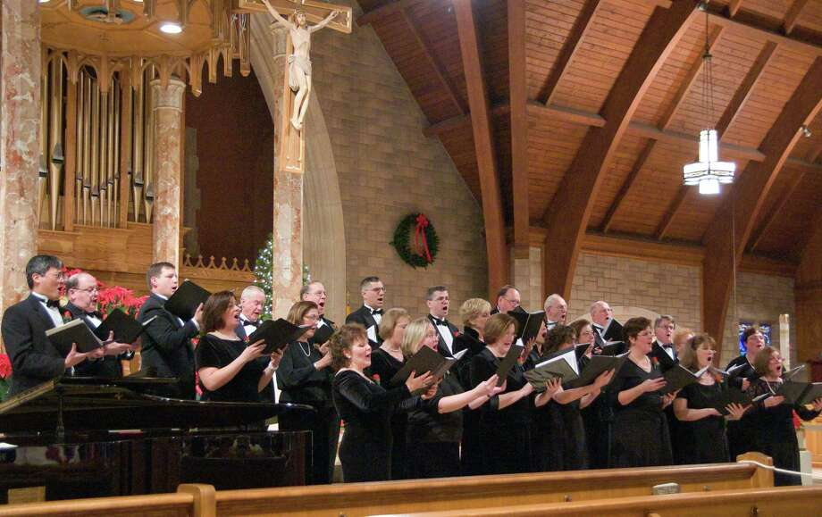 The Connecticut Chamber Choir kicks off its 35th season on Sunday, Jan. 13, at 4 p.m. in Trumbull. Photo: Contributed Photo