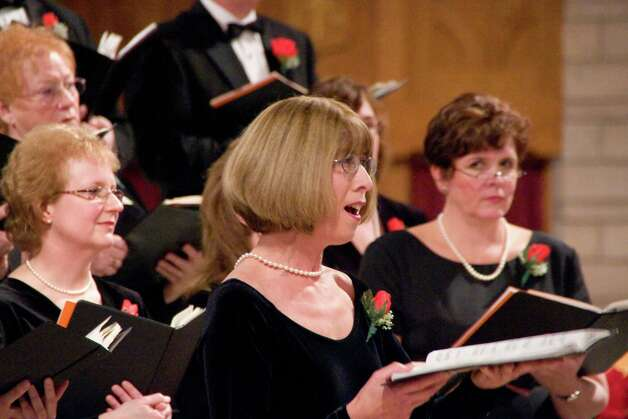 The Connecticut Chamber Choir kicks off its 35th season on Sunday, Jan 13, with a 4 p.m. concert in Trumbull. Photo: Contributed Photo