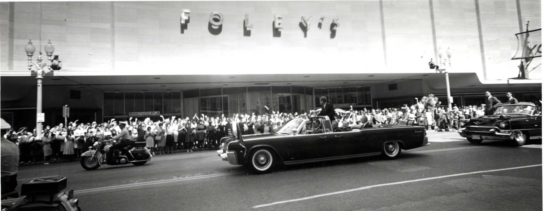 Demolition Of Old Foley S Building Stirs Cold War Memories
